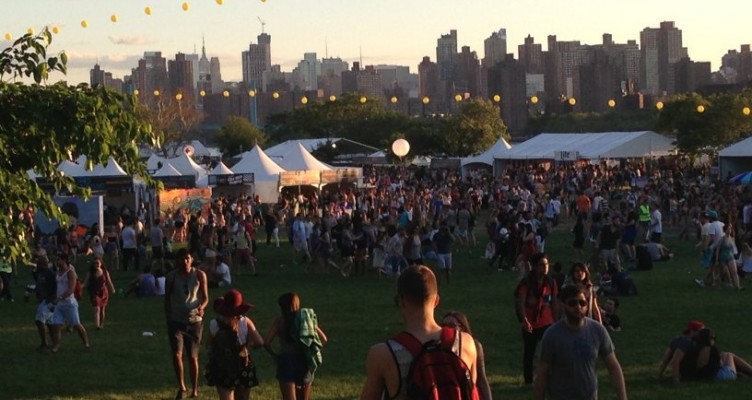 Phish Festival on Randall's Island